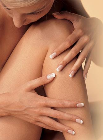 behandling hud